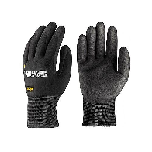 Snickers 9319 Weather Flex Sense Gloves Size 10 [Pack of 10]