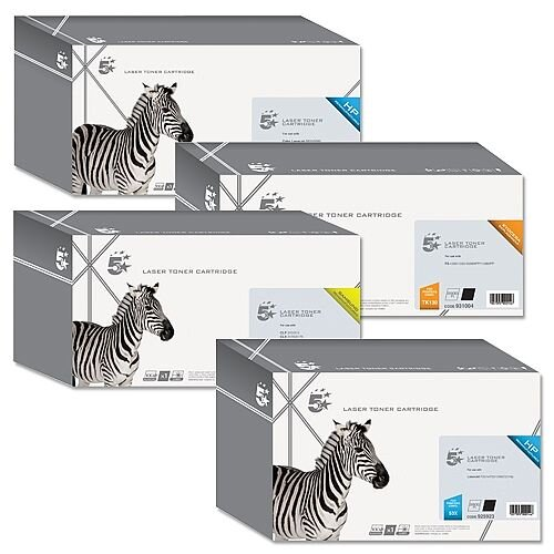 Compatible HP 305A Black Laser Toner Cartridge CE410A 5 Star