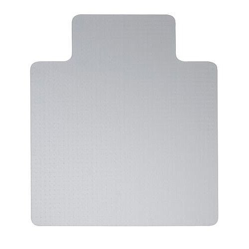 5 Star Polycarbonate HARD FLOOR Chairmat Lipped1200x1340mm