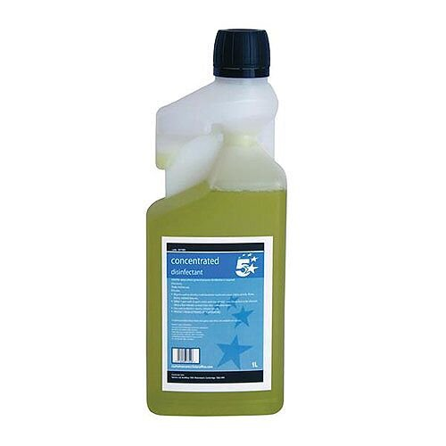 5 Star (1 Litre) Dosing Disinfectant