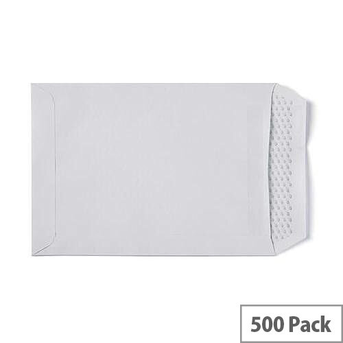 5 Star Eco  C5  Envelope Recycled Pocket Self Seal 90gsm White  Pack of 500