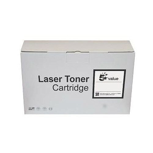 HP Remanufactured 55X Black Laser Toner Cartridge 5 Star Value CE255X