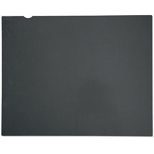 5 Star Office 17 inch 4:3 Privacy Screen Filter Transparent/Black for TFT Monitors + Laptops
