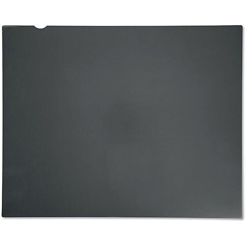 5 Star Office 19 inch 4:3 Privacy Screen Filter Transparent/Black for TFT Monitors + Laptops