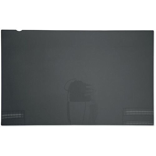 5 Star Office 24 inch 16:10 Widescreen Privacy Screen Filter Transparent/Black for TFT Monitors + Laptops