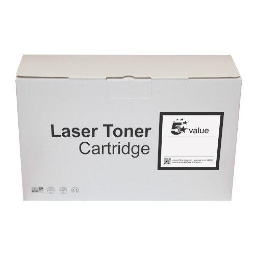 5 Star Value Remanufactured Laser Toner Cartridge Yield 3500 Pages Black for Lexmark Printers Ref 940937