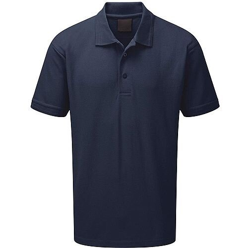 5 Star Facilities Premium Polo Triple Stitched Size XS Navy