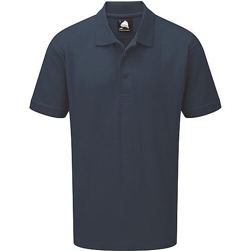 5 Star Facilities Premium Polo Triple Stitched Size Small Graphite