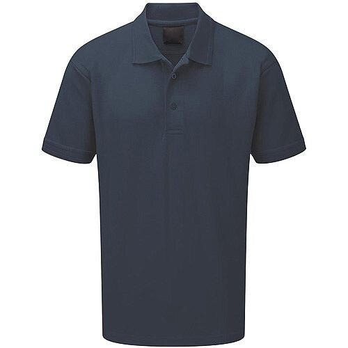 5 Star Facilities Premium Polo Triple Stitched Size Large Graphite