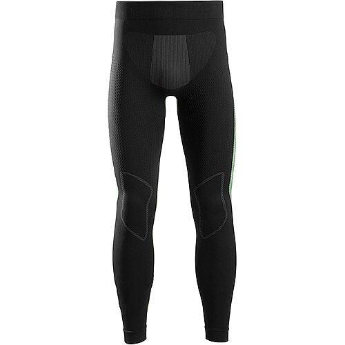 Snickers 9428 FlexiWork Seamless Leggings Black Grey Size L WW7