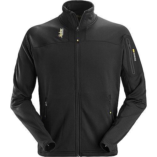 5b766ff7 Snickers Body Mapping Micro Fleece Jacket Size M WW9 - HuntOffice.ie