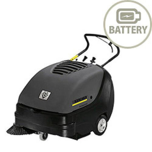 Karcher KM 85/50 W Bp Battery Power Vacuum Sweepers Walk-Behind 95337940
