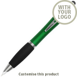 Curvy Stylus Pen 96639 - Customise with your brand, logo or promo text