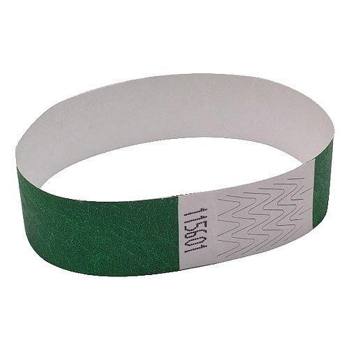 Announce Wrist Bands 19mm Green AA01834