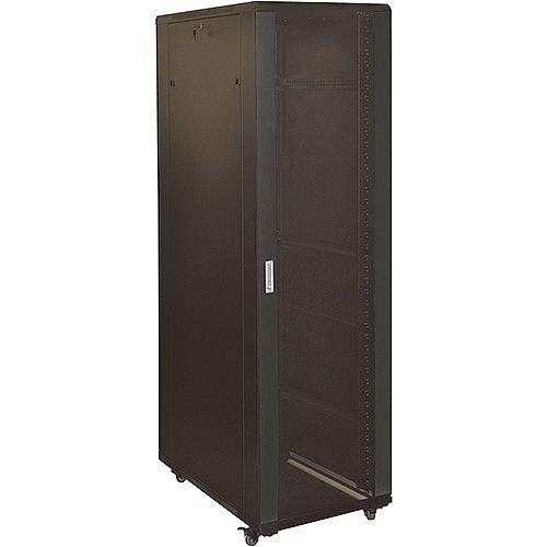 42u Black 800mm Wide x 600mm Deep Data Cabinet