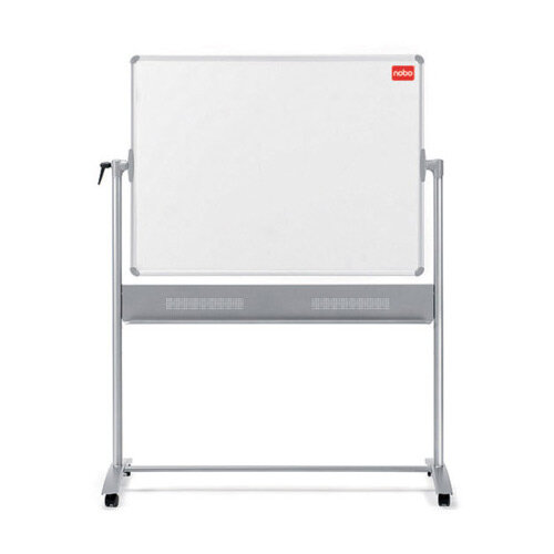 Nobo Prestige Enamel Magnetic Mobile Board 1500x1200mm