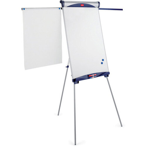 Nobo Classic Steel Tripod Magnetic Easels with Extending Arms Retail