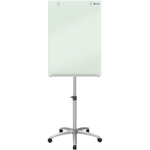 Nobo Diamond Glass Mobile Magnetic Easel