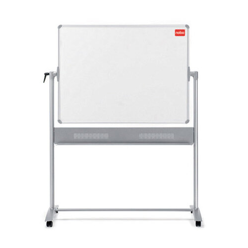 Nobo Basic Melamine Mobile Whiteboard 1500x1200mm
