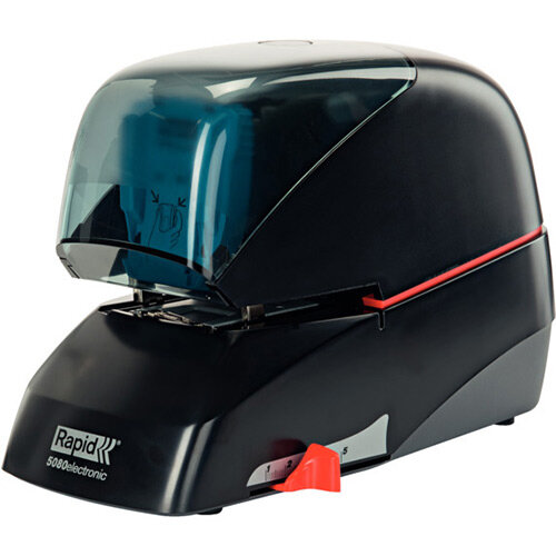 Rapid Supreme Electric Stapler R5080e Black