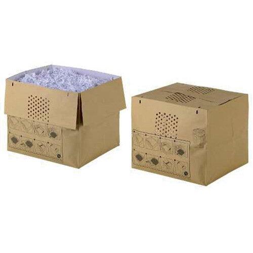Rexel Expandable Shredder Waste Sacks Auto+ 500X/M (50)