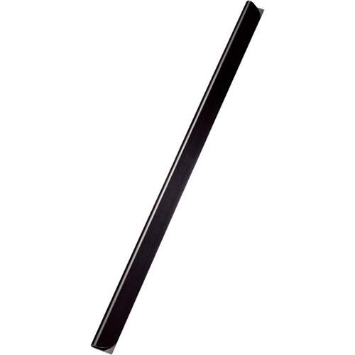 Leitz Slide Binders A4 3mm Black Pack of 50