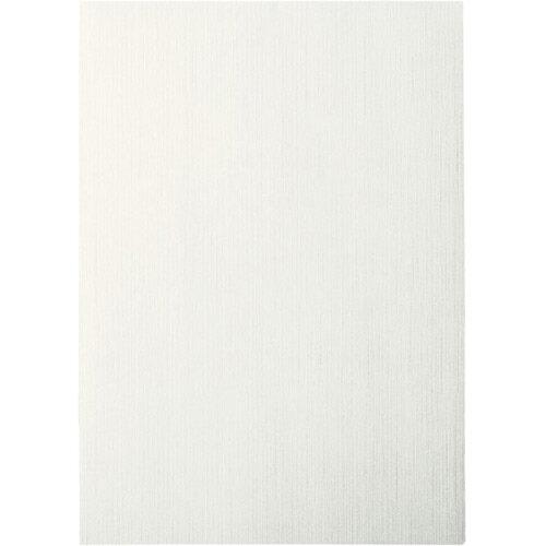 Leitz Binding Covers 240g Linen Optic White Pack of 100
