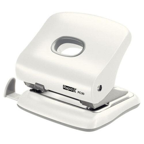 Rapid Desktop Hole Punch FC30 3mm White
