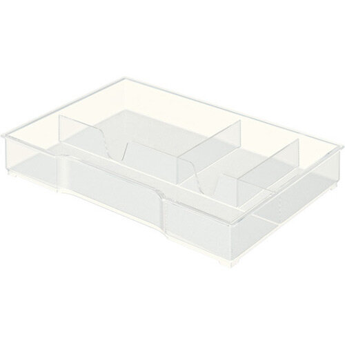 Organiser Tray Insert for Plus &WOW Drawer Cabinets Pack of 6