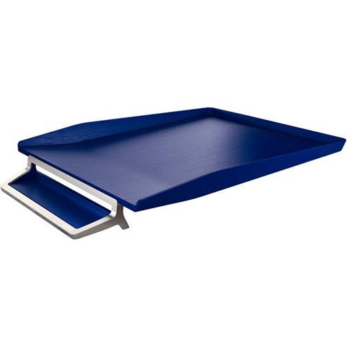 Leitz Style Letter Tray Titan Blue