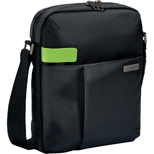 Leitz Complete 10in Tablet Bag Smart Traveller Black