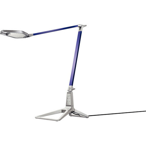Leitz Style Smart LED Desk Lamp Titan Blue