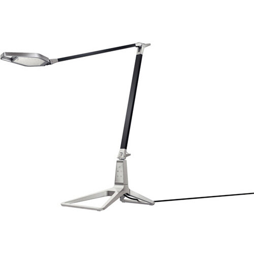 Leitz Style Smart LED Desk Lamp Satin Black