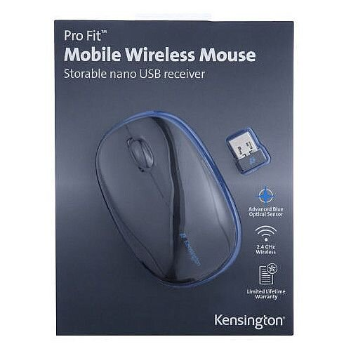 Kensington Pro Fit Bluetooth Mobile Mouse