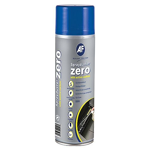 AF Sprayduster Zero Computer Air Duster 250ml Can SDZ200D