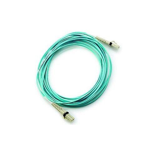 HP Fibre Optic Network Cable 1 m 2 x LC Male 2 x LC Male AJ834A