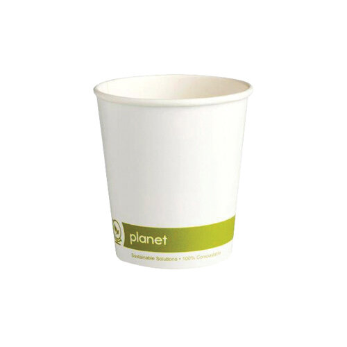 Planet 8oz Double Wall Cups Pack of 25 HHPLADW08