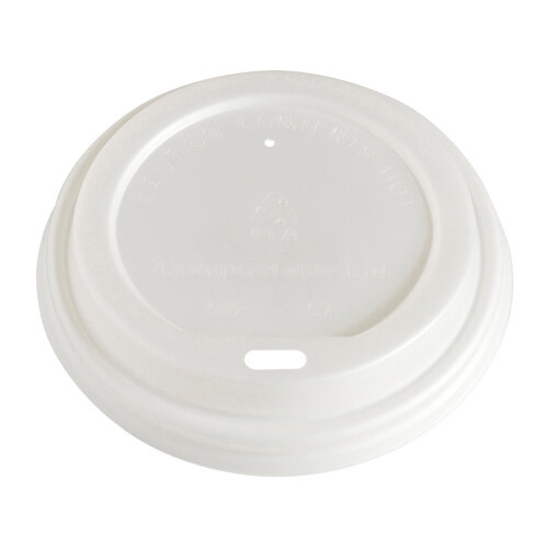 Planet 12oz Hot Cups Lids Pack of 50 HHPLAWL90