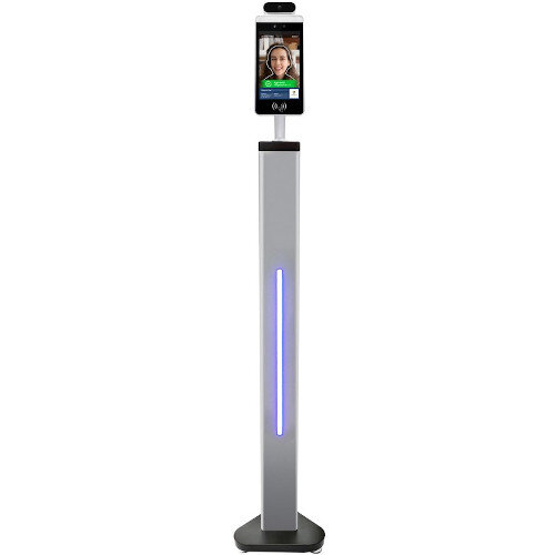 1.1m Floor Stand for Facial Recognition Display ASFR8F