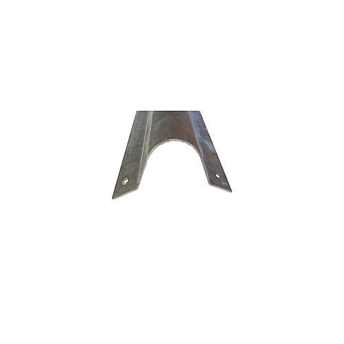Steel 40mm Galvanised Cable Cover