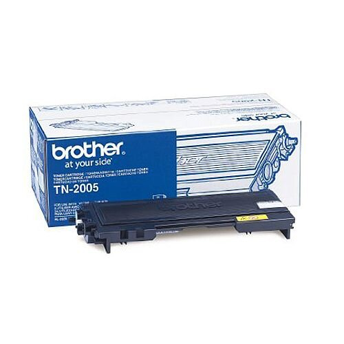 Brother TN-2005 Black Laser Toner Cartridge TN2005