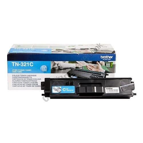 Brother TN-321C Cyan Laser Toner Cartridge TN321C