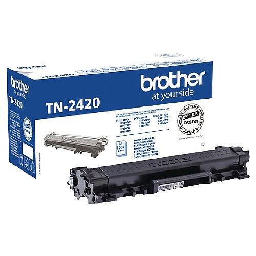 Brother TN-2420 Black Toner Cartridge TN2420