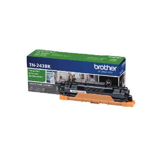 Brother TN-243BK Black Toner Cartridge TN243BK