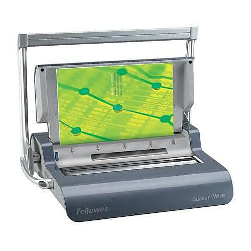 Fellowes Quasar Professional Manual Wire Binder 5224101