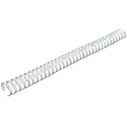 White Fellowes A4 12mm Binding Wire Pack of 100