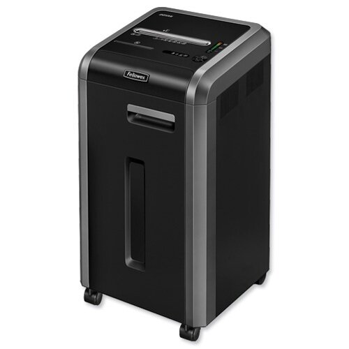Fellowes 225Mi Shared Workspace Microcut Shredder DIN P-5