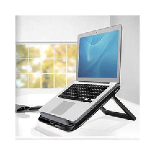 Fellowes I-Spire Series Laptop Quick Lift Black 8212001