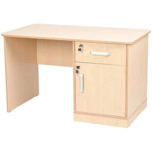 Flexi Desk Birch W1240xD700xH760mm