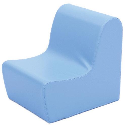 Big Foam Seat PVA Cover 34cm Light Blue